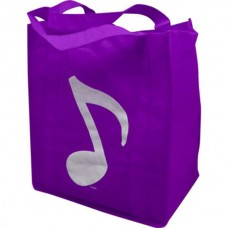 Arbeit (Musical) oder Einkaufen Tasche. Verschiedene Farben