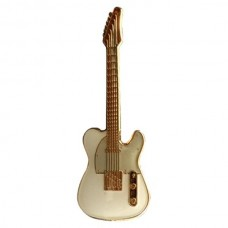 Pin brooch Fender Telecaster Guitar. Various colors