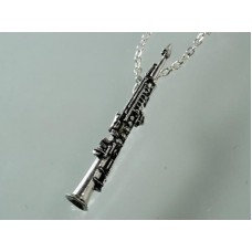 Alchemy necklace with Saxophone or Alto Sax