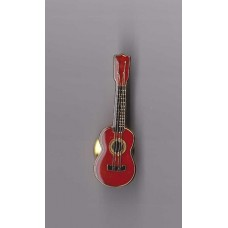 Pin with Ukulele