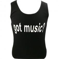 Vest GOT MUSIC?