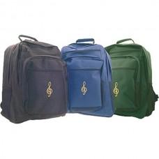 Large blue backpack or shoulder bag