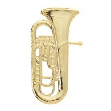 Pin with Euphonium